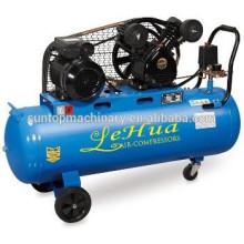 50L / 100L / 150L / 200L 3HP 2.2KW 8Bar compresseur d'air portatif à courroie