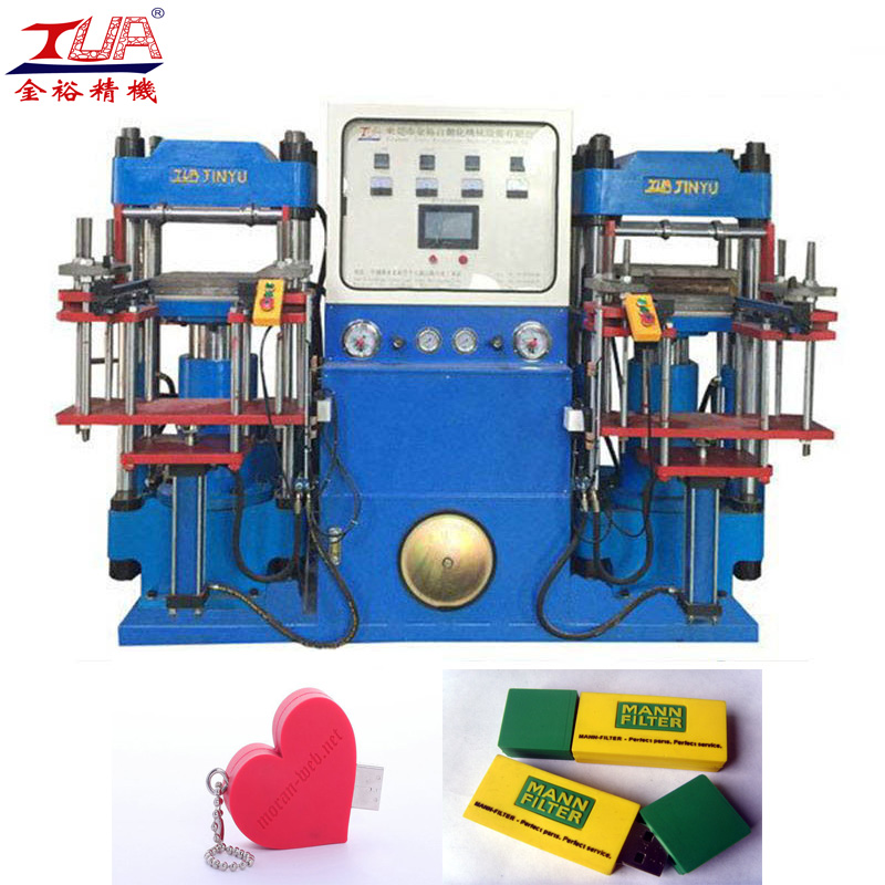 Silicone USB Case Of Double Head Hydraulic Press