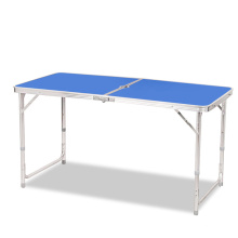 High quality portable aluminium table designs for outdoor activity on sale
