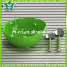 elegance fine porcelain dinner set with silicone, set of 4