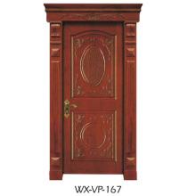Porta de madeira (WX-VP-167)