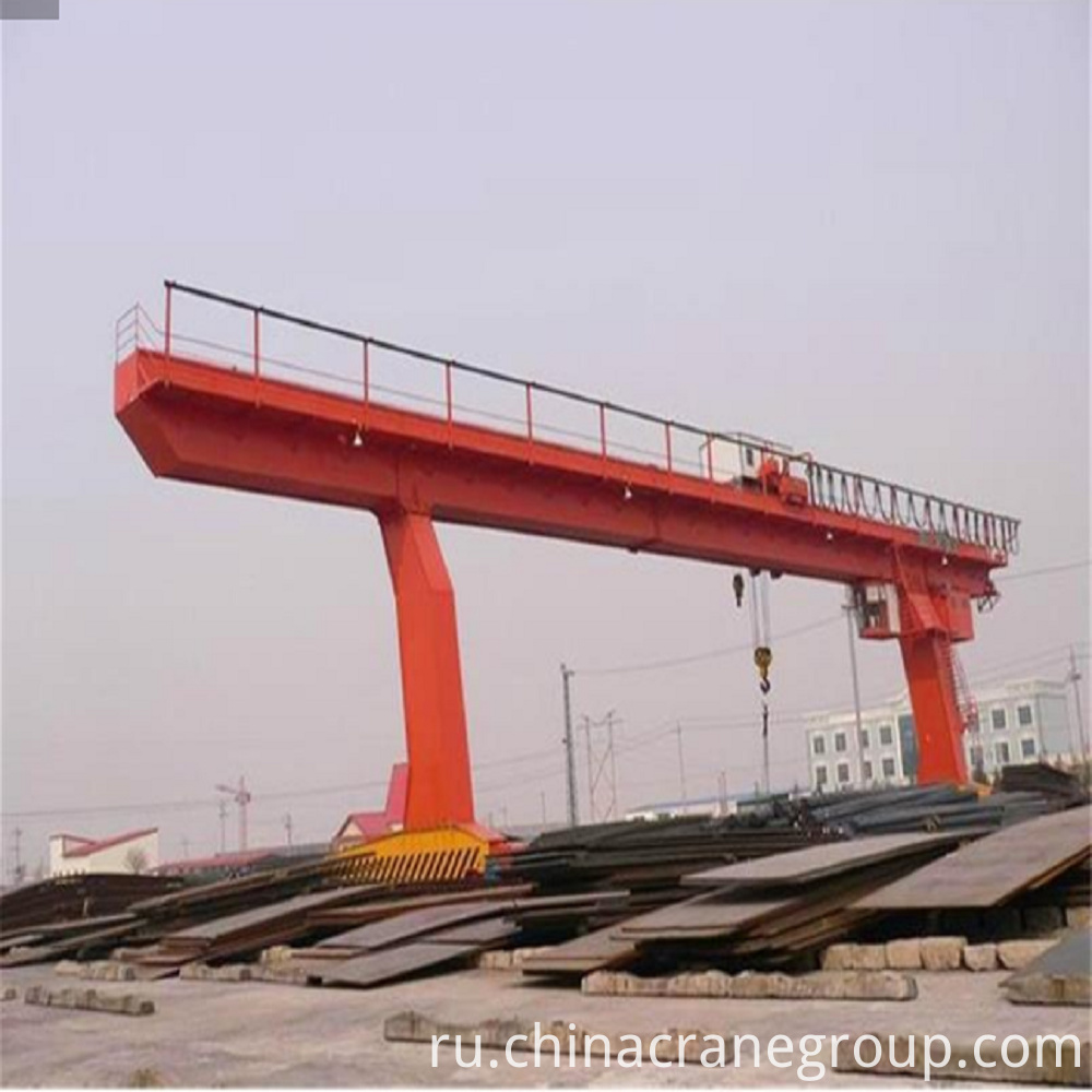 Mdg Explosion-Proof Single Girder Gantry Crane with 3 Ton Hoist