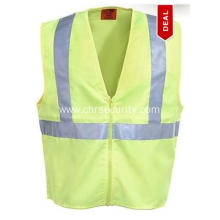 High Visibility Yellow Safety Vest