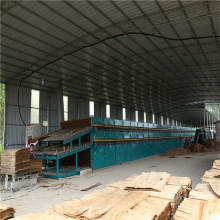 Quality Assured Shine Roller Veneer Drying Machine