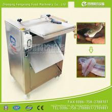 Hautschälmaschine für große Fische