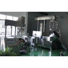 Automatic Vacuum Emusifying Mixer & Homogenizer