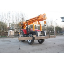 6 ton rough terrain crane