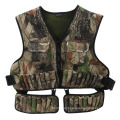 Premium Camo Neoprene Shooting and Hunting Vests