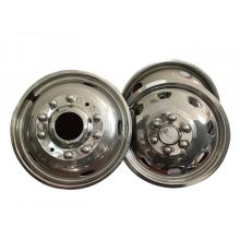 Automobile Stainless Steel Wheel Hub Caps Cover Set