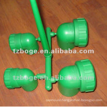ppr reduce elbow mold/plastic mould