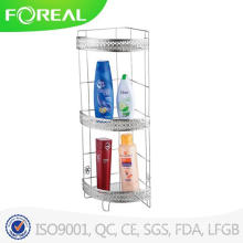 Hot Selling 3-Tiers Metal Wire Bathroom Rack
