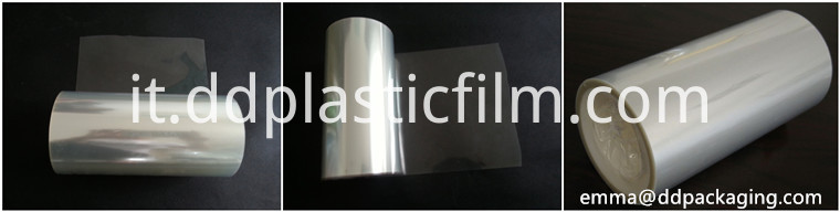 polyester pet release film