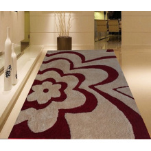 High Quality Best Sell New Hand Purple Tufted Carpet/Rug