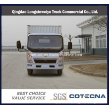 Camión Caja de Camión Sinerruck HOWO 4X2 Light Van