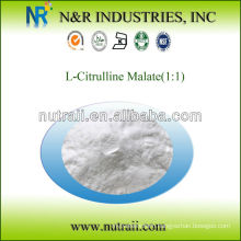 Reliable supplier l-citrulline dl-malate 1:1