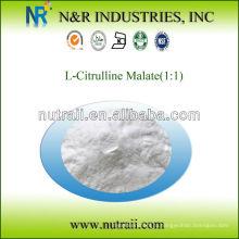 Надежный поставщик L-Citrulline Malate 1: 1