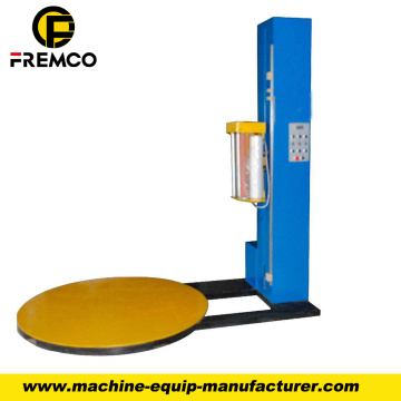 T Series Automatic Stretch Pallet Wrapping Machine