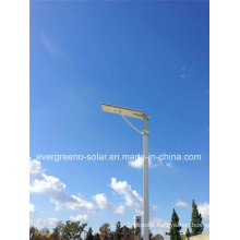 High Efficiency Ce/RoHS Approved Solar LED Street Light
