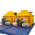 Промышленный коммерческий бетоносмеситель с двумя валами