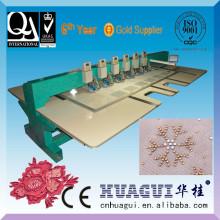 HUAGUI segunda mão consertando a máquina de transferência de strass para venda