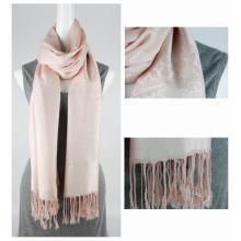 Мода оптовой дамы обратимой цвет пашмины шарф