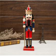 gros soldat en bois de Noël casse-noisette