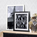 Light weight plastic wall decorations photo picture frames  13x19