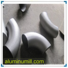 Alumínio 6061 T6 90 ° Cotovelos