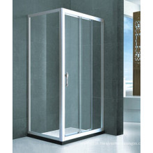 Sanitary Ware Bathroom Tempered Glass Shower Box (H011)