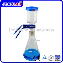 JOAN LAB Aparato de filtración de vacío de vidrio de laboratorio con corcho
