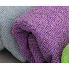 Warp Knitting Ordinary Car Wash Microfiber Towels