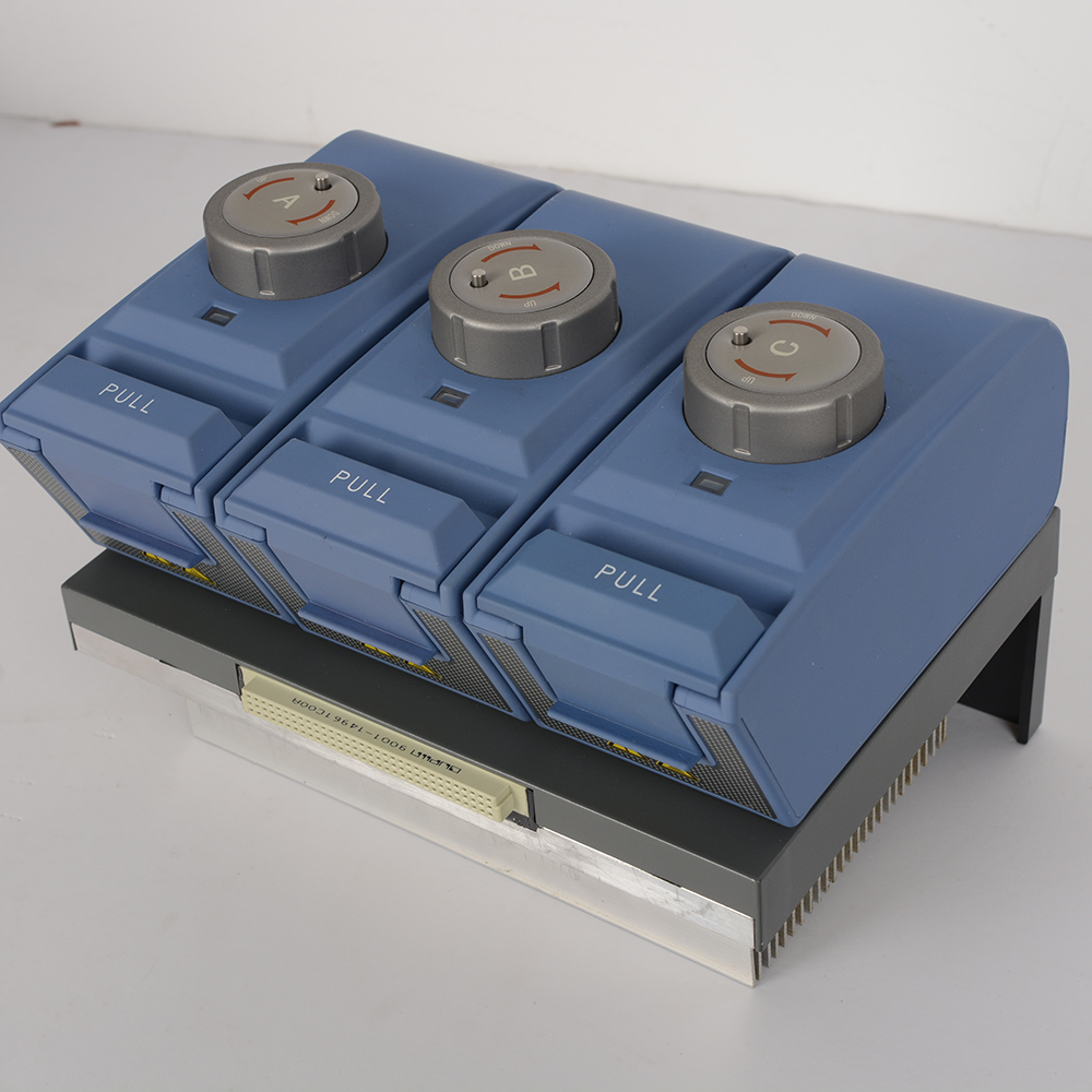 Triple Module Thermal Cycler