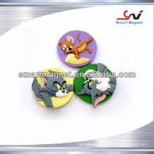 Nouveau design souvenir Custom 3d Fridge Magnet