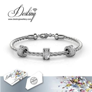 Destiny Jewellery Crystals From Swarovski Round Bracelet