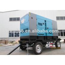 Potencia del generador de coche móvil 50kw Deutz por motor Deutz WP4D66E200