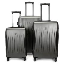 Traseiro Shell Bagagem Spinner Suitcase TSA Bloqueio