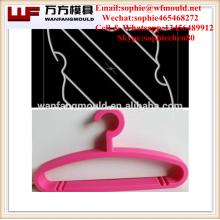 China supplier supply 2017 plastic clothes hanger mold injection mould for plastic clothes hanger products