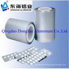 pharmaceutical packing aluminium foils