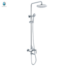 KE-05 best price high pressure water saving rain shower head, new design brass bathroom shower, bathroom accessory