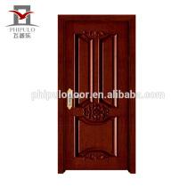 neueste design innen pvc holztüren preis von alibaba china lieferant