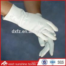 Guantes 100% nylon para la limpieza de joyería y el uso de relojes, guantes mágicos microfibra relojes guantes de limpieza