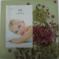 """Classical 4""""X6"""" Glass Photo Frame For Home Decoration"""
