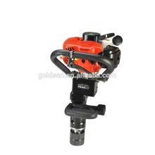 50мм 55мм 70мм портативный бензиновый свайный привод Mini Gas Powered Manual Post Driver
