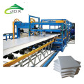 Pared de aislamiento PPGI EPS Sandwich Panel Production Machine