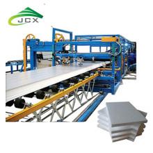 Máquina da produção do painel de sanduíche do PPGI EPS da isolação da parede