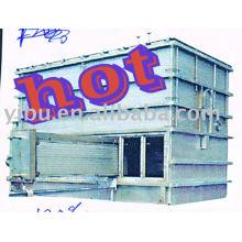 Inner Heating Fluid Bed Dryer used in humic acid sodium