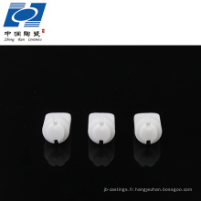 isolant blanc 99 céramique alumine al2o3
