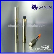 Leeres Aluminium Kosmetikrohr
