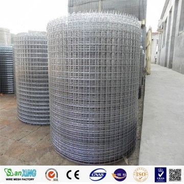 Galvanized Welded Square Mesh Wire Netting