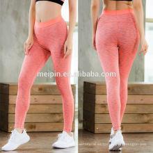 Pantalones deportivos de mujer de fabricación con tiras reflectantes